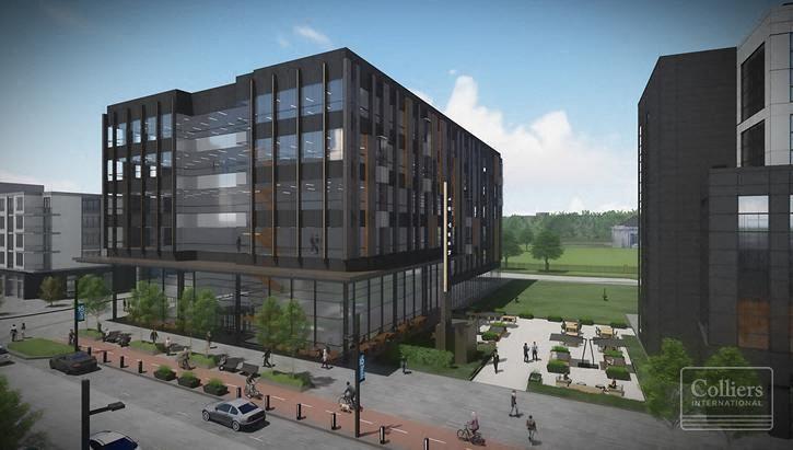 Now Leasing — 16 Tech Building #2