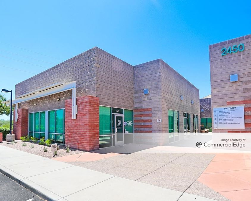 Greenfield Medical/Dental Plaza - 2450 East Guadalupe Road