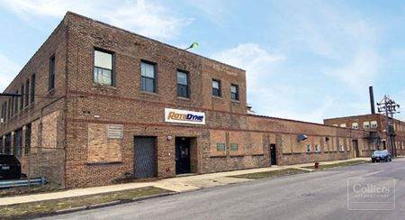 Industrial building/redevelopment site for sale. - Chicago
