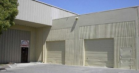INDUSTRIAL SPACE FOR LEASE - Fairfield