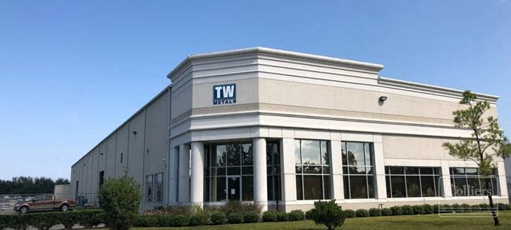 For Sublease | ±26,070 SF Industrial Warehouse in Northwest Houston