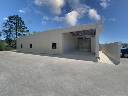 4,133 +/- SF Flex Warehouse Office/Warehouse Suite - Panama City Beach