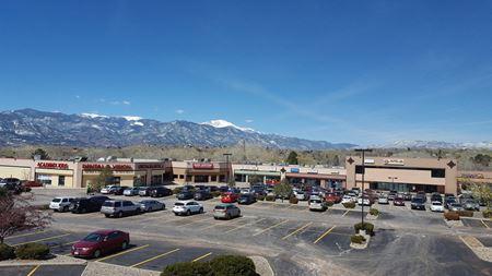 Gateway Village Shopping Center - Colorado Springs