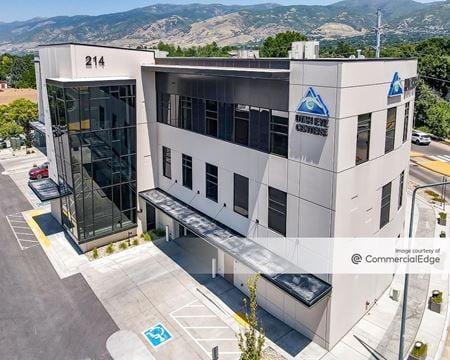 Bountiful Utah Eye Center Building - Bountiful