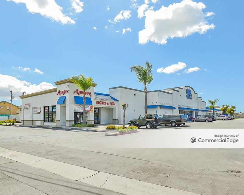 901 & 961 South Long Beach Blvd & 1300-1330 East Alondra Blvd