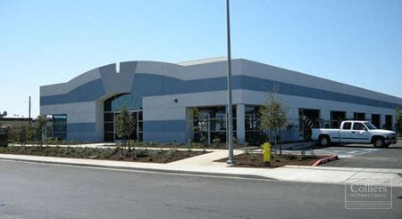 INDUSTRIAL SPACE FOR LEASE - Morgan Hill