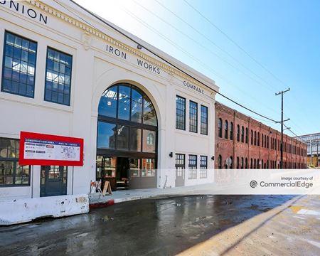 Historic Pier 70 - Buildings 113-116 - San Francisco