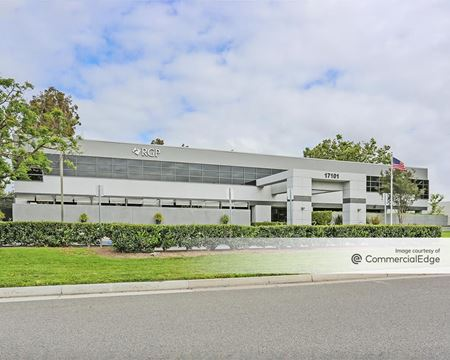 Armstrong Corporate Center - Irvine