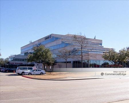 Chase Bank Center - Arlington