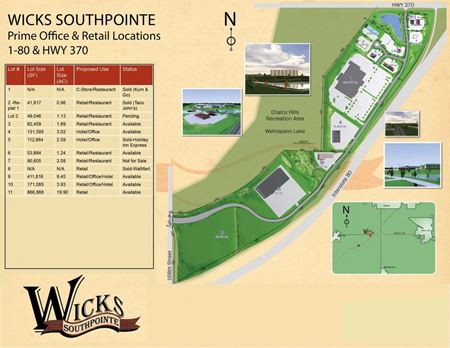 Wick's Southpointe - Gretna