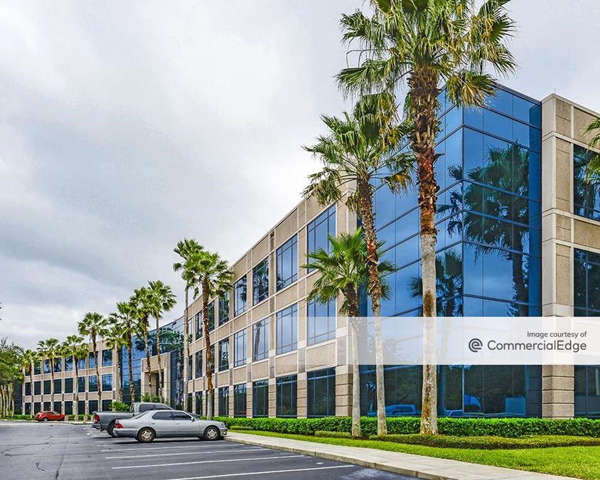 The Quadrangle Business Park - University Corporate Center I