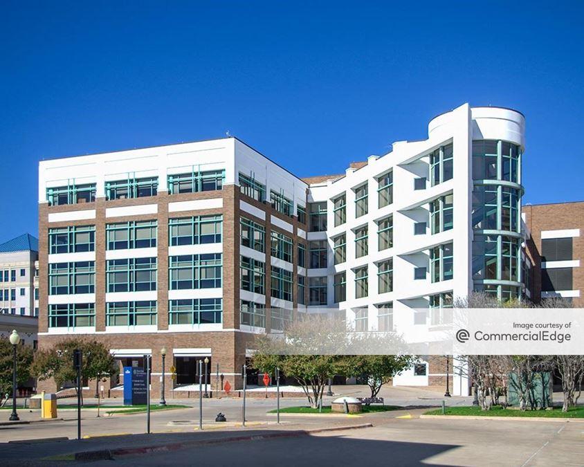 Texas Health Fort Worth Campus - Klabzuba Tower