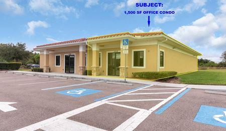 1,500 SF Office Condo :: Class B :: Cypress Creek - Ruskin