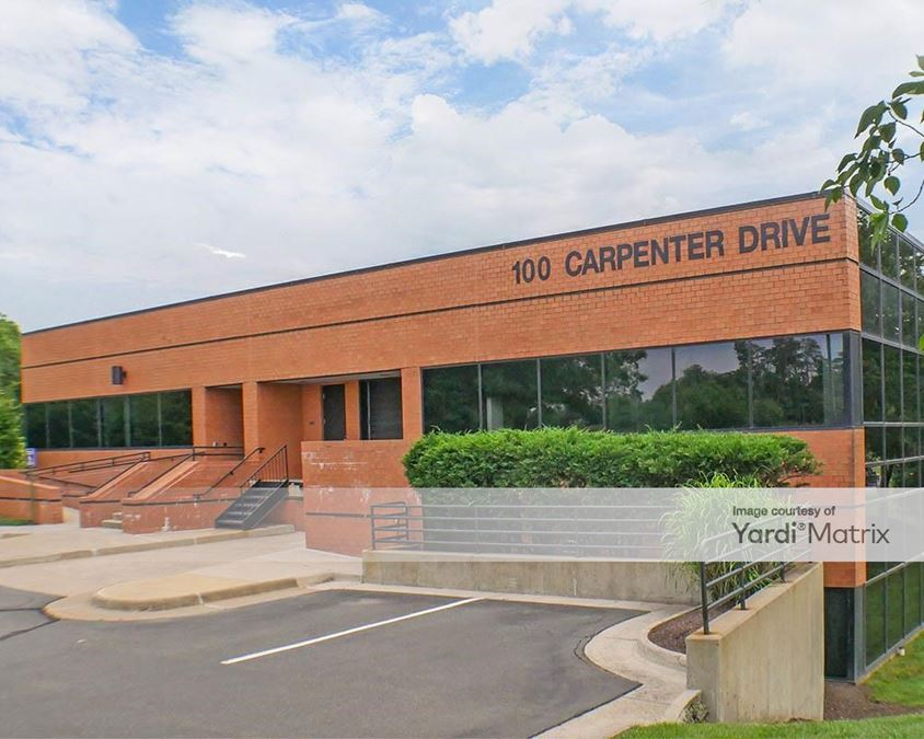 100 Carpenter Drive