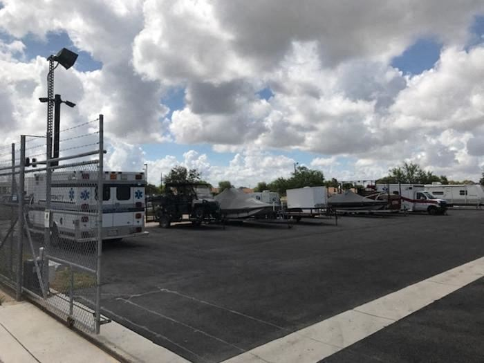 304 E. Pecan-Storage Yard