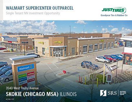 Skokie (Chicago MSA), IL - Just Tires - Goodyear Tire & Rubber Co. - Skokie