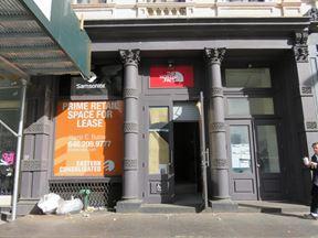 307 Canal Street/ 49 Howard  Retail