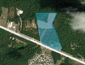 ±19.21 Acres Subdividable off of Highway 378
