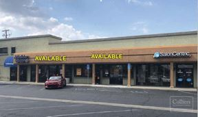 Retail and Office Space