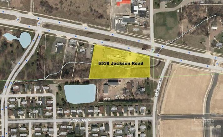 Retail/Supply Warehouse or Redevelopment