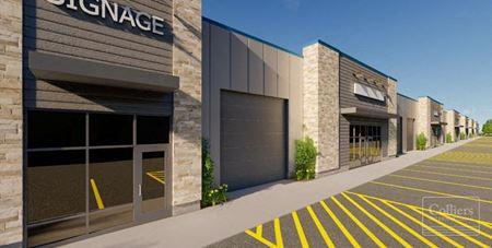 Mullet Industrial Park Buildings 1 & 2 - Spanish Fork
