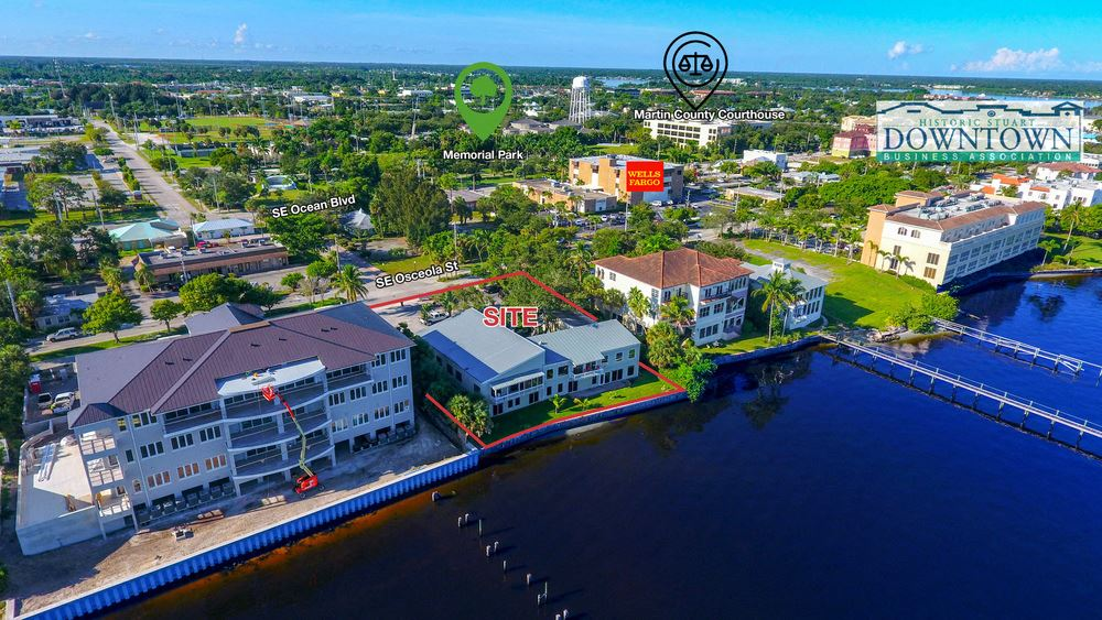 +/-4,103 SF Waterfront Office Condo's For Sale or Lease