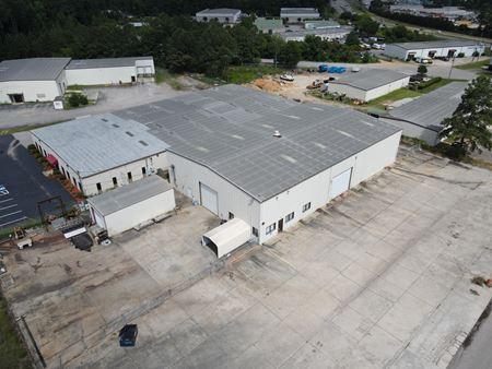 10,880 SF Industrial Building & Equipment - 2006 Westside Dr, Augusta - Augusta