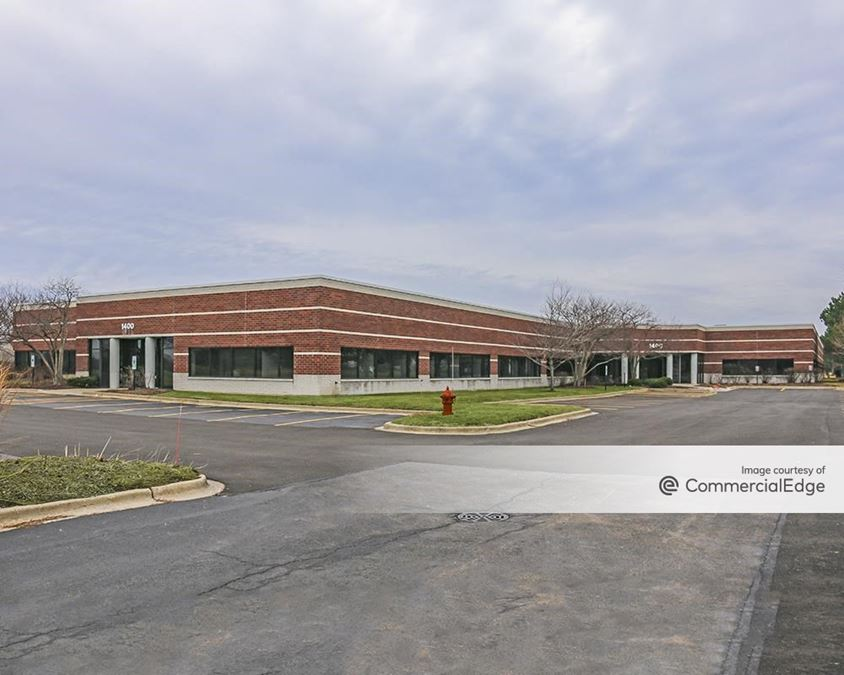 Chevy Chase Business Park East - 1400 East Lake Cook Road