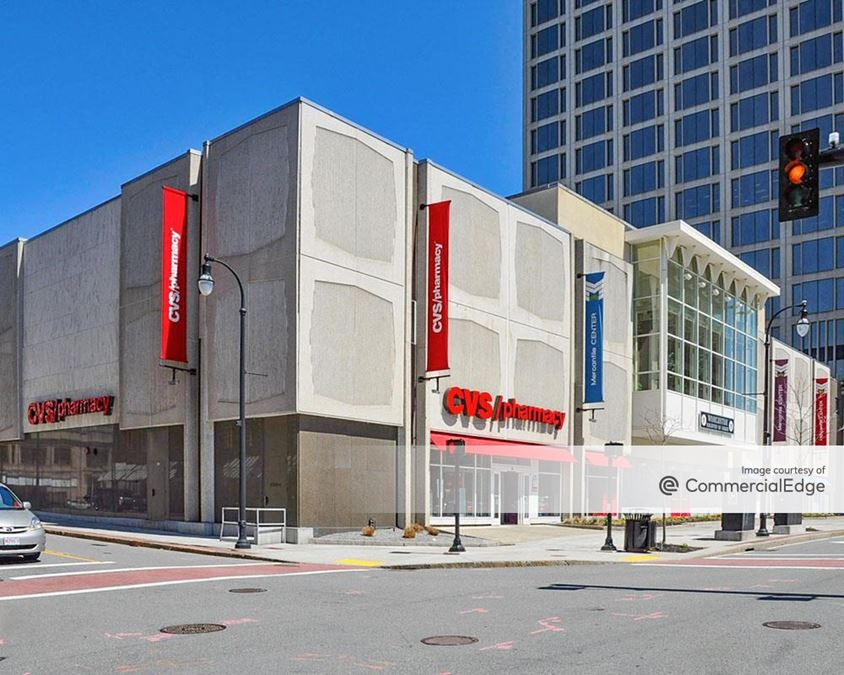 Mercantile Center - 90 Front Street