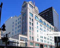 Lafayette Court Building - Buffalo