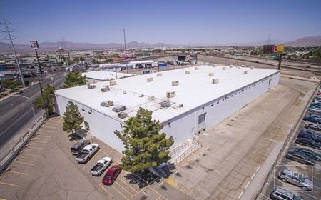 LIGHT INDUSTRIAL SPACE FOR LEASE - North Las Vegas