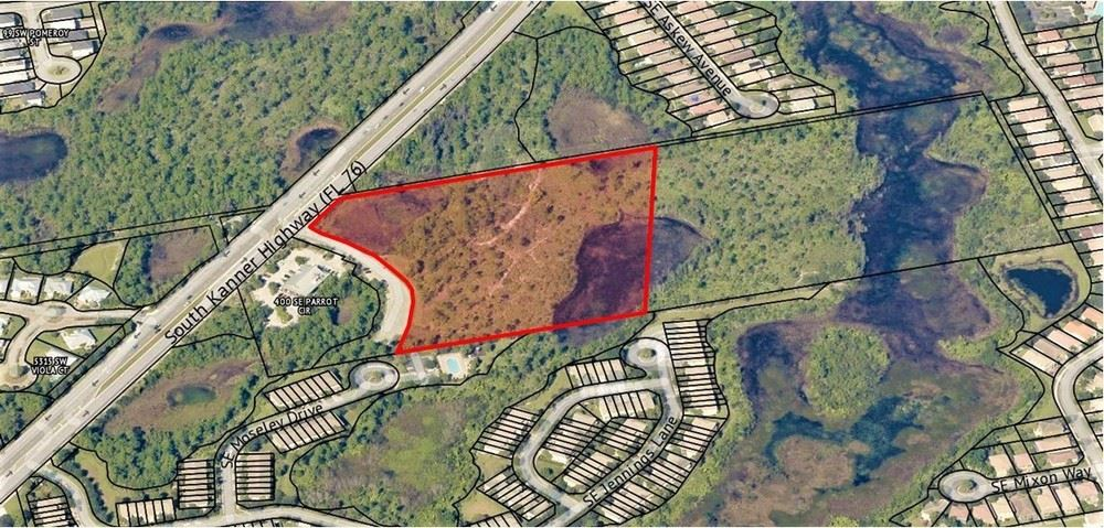 11.10 Acres Commercial & Multi-Family Use