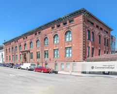 Historic Pier 70 - Building 104 - San Francisco