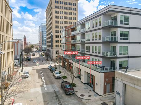 3rd Street Retail Suites at Onyx Residences - Baton Rouge