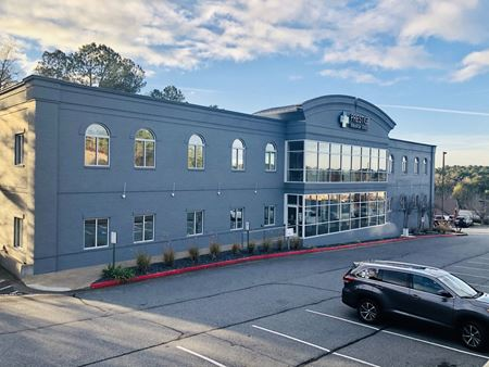 Medical Office Space With Excellent Visibility | 1,900 SF - Canton