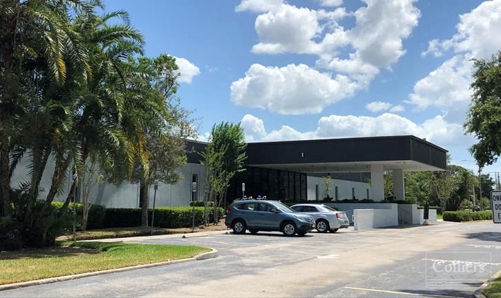 160K SF Industrial/Manufacturing for Sale - Heart of Pinellas County