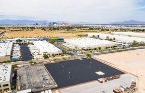 LAND  FOR LEASE - Las Vegas