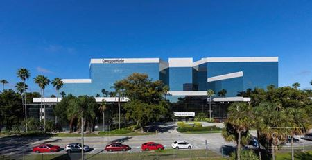 Trade Centre South - Class A Office Space for Lease - Fort Lauderdale
