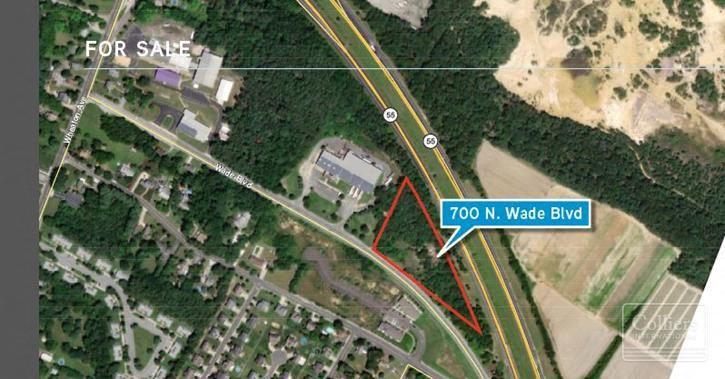 Land Sale 4.258 Acres