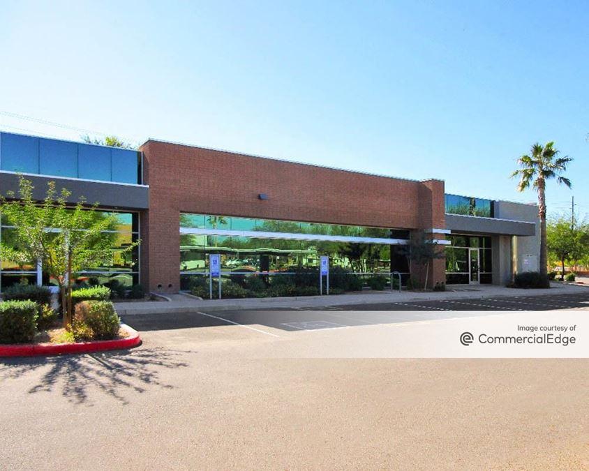 Chandler Center Commons - Buildings A-E