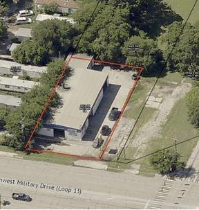 3660 SW Military Drive - San Antonio