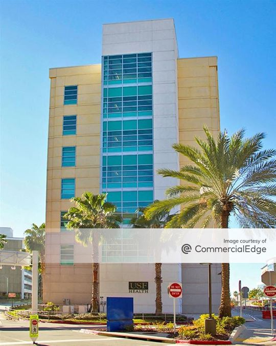 Off Lease Orlando Fl >> USF Health South Tampa Center - 2 Tampa General Circle, Tampa, FL | Office Space