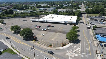 Elmira Plaza Pad Site - Elmira