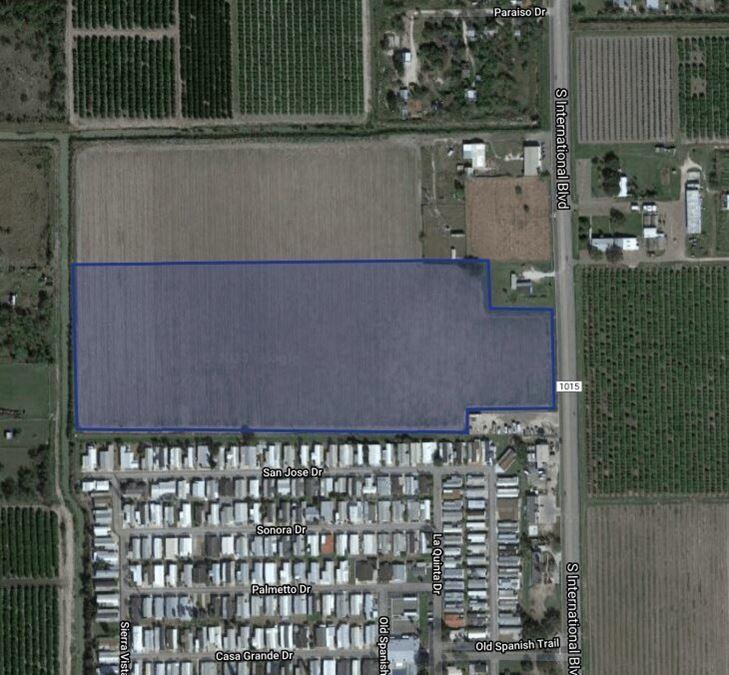 20-Acre Development Opportunity