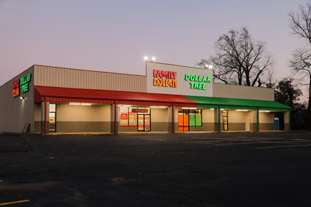 Family Dollar - Dollar Tree Net Lease Investment | 6.9% Cap Rate - Dadeville