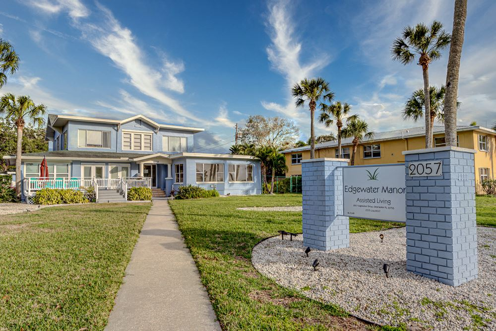 Edgewater Manor Assisted Living Facility