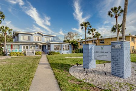 Edgewater Manor Assisted Living Facility - Clearwater