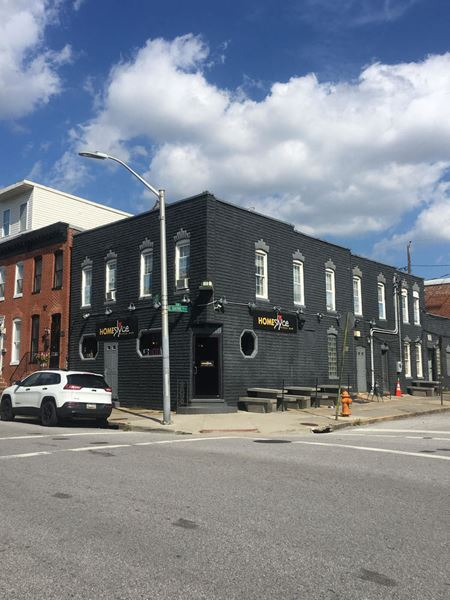 1741 Light Street - Baltimore