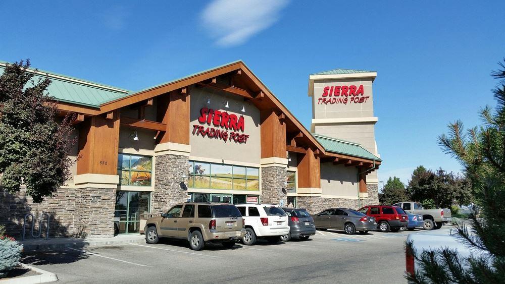 Former Sierra Trading Post