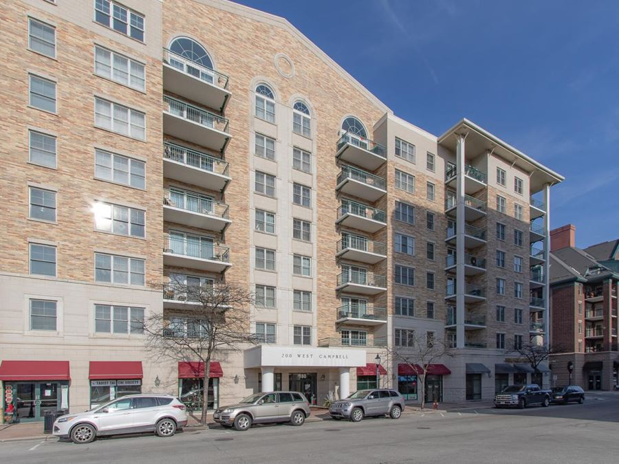 140-220 W Campbell St, Arlington Heights, IL